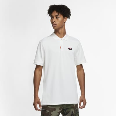 Polo Nike Tiger Woods coupe slim mixte