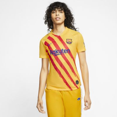 FC Barcelona Stadium Fourth Samarreta de futbol - Dona