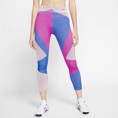 Nike Sculpt Icon Clash Women's Seamless 7/8 Training Leggings