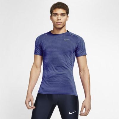 Nike TechKnit Ultra-løbeoverdel til mænd