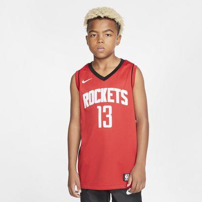 Φανέλα Nike NBA Swingman Rockets Icon Edition για μεγάλα παιδιά