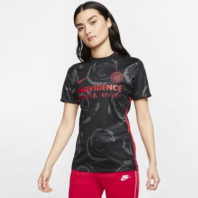Portland Thorns F.C. 2020 Stadium Home Women's Football Shirt