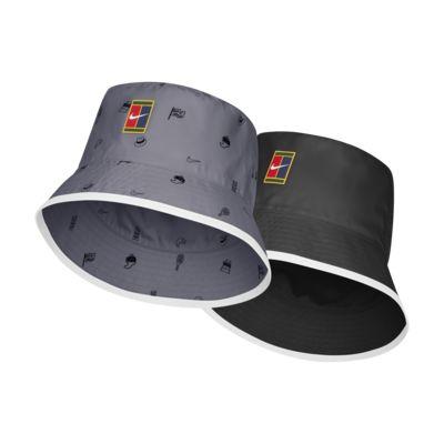 NikeCourt Çift Taraflı Tenis Balıkçı Şapkası
