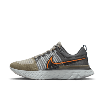 Chaussures de running sur route Nike React Infinity Run Flyknit 2 pour Homme