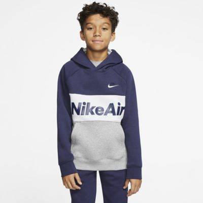 Nike Air Older Kids' (Boys') Pullover Hoodie