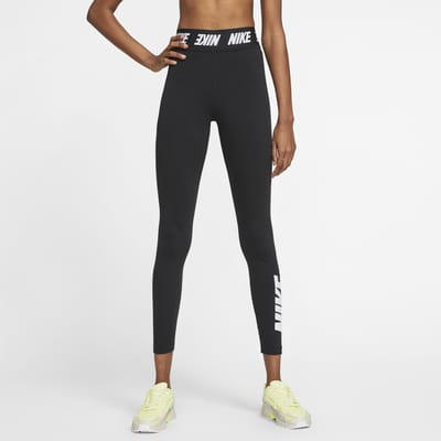 High-Rise Leggings. Nike PH