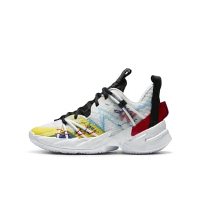 Jordan Why Not Zer0.3 SE (GS) 大童篮球童鞋