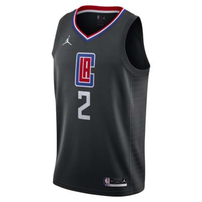 Camisola NBA da Jordan Swingman Kawhi Leonard Clippers Statement Edition 2020