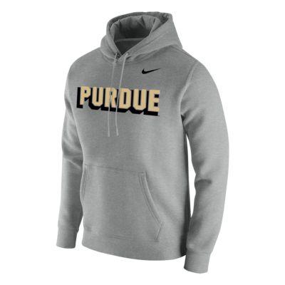 Nike College Club Fleece (Purdue) Men's Hoodie