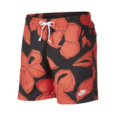 Nike Sportswear Men's Woven Floral Shorts