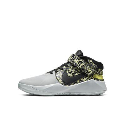 Nike Hustle D 9 FlyEase Big Kids' Basketball Shoe