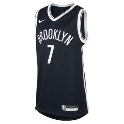Camisola NBA da Nike Swingman Nets Icon Edition Júnior