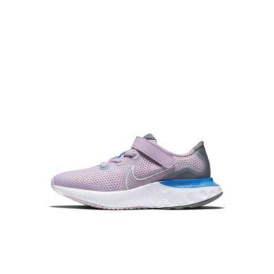 Nike Renew Run sko til små barn
