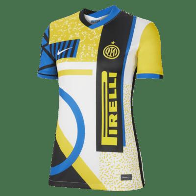 Maglia da calcio Inter 2021/22 Stadium da donna - Fourth