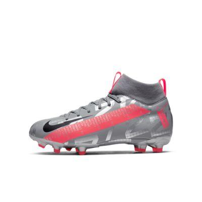 Nike Jr. Mercurial Superfly 7 Academy MG 兒童多場地足球釘鞋