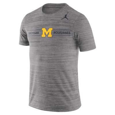 Jordan College Dri-FIT Velocity (Michigan) Men's T-Shirt
