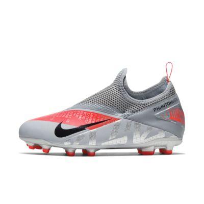 Nike Jr. Phantom Vision 2 Academy Dynamic Fit MG 小/大童多種場地足球釘鞋