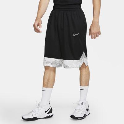 กางเกงบาสเก็ตบอลขาสั้นผู้ชาย Nike Dri-FIT Icon Victory