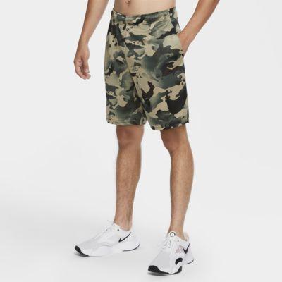 Ανδρικό σορτς προπόνησης με μοτίβο παραλλαγής Nike Dri-FIT