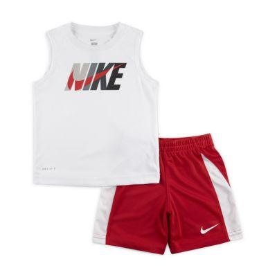 Nike Dri-FIT 2-Piece 婴童套装