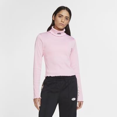 Nike Sportswear Part superior de màniga llarga elàstica - Dona