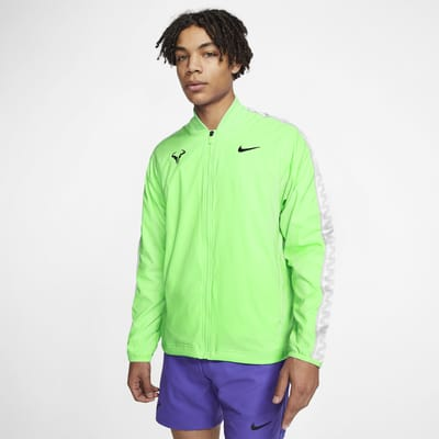 Męska kurtka do tenisa Rafa