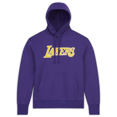 Los Angeles Lakers Statement Edition Men's Jordan NBA Hoodie