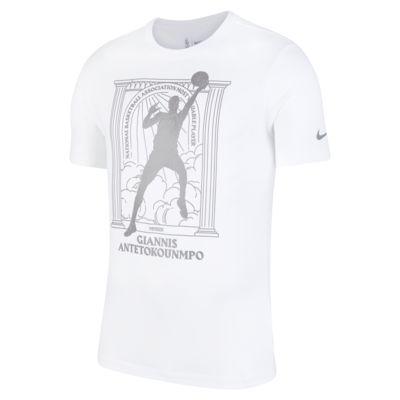 ヤニス アデトクンボ バックス MVP メンズ ナイキ Dri-FIT NBA Tシャツ