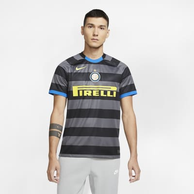 Inter Milan 2020/21 Stadium Third Men's Football Shirt