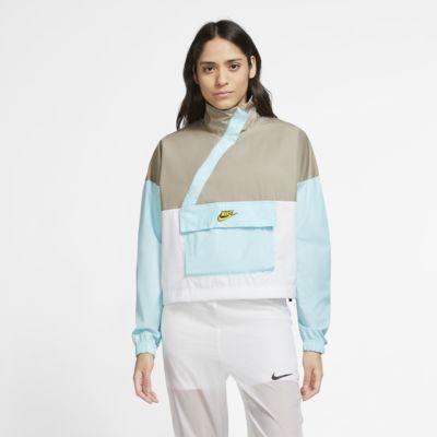 Anorak tissé Nike Sportswear Icon Clash pour Femme