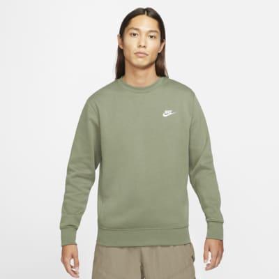 เสื้อคอกลมผู้ชาย Nike Sportswear Club