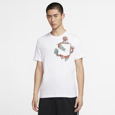 Nike Exploration Series 男款籃球口袋 T 恤