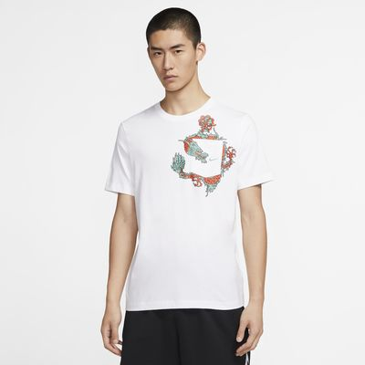 Nike Exploration Series Men's Basketball Pocket T-Shirt