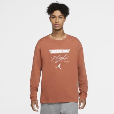 Pánské tričko Jordan Flight s dlouhým rukávem