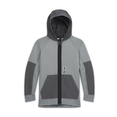 Sweat à capuche et zip intégral Nike Sportswear Air Max pour Garçon plus âgé