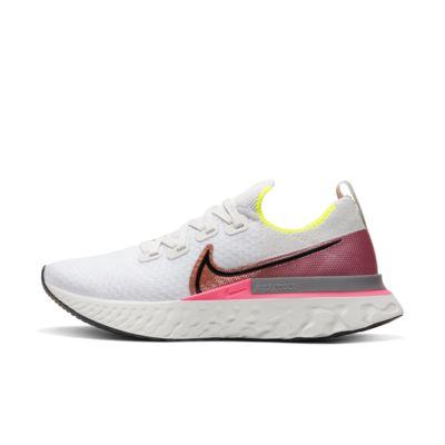 รองเท้าวิ่งผู้หญิง Nike React Infinity Run Flyknit