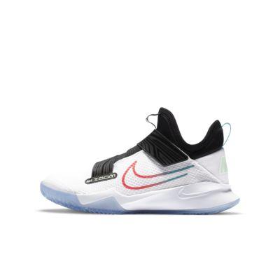 Chaussure de basketball Nike Zoom Flight pour Enfant plus âgé