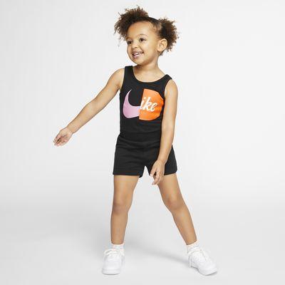 Enterito sin mangas para bebé Nike