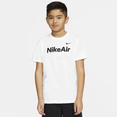 เสื้อยืดเด็กโต Nike Air (ชาย)