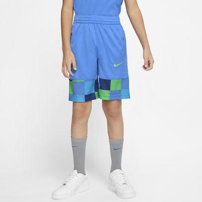 Nike 大童 (男童) 籃球褲