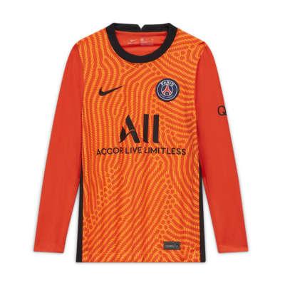 Camiseta de fútbol de portero para niños talla grande Stadium del Paris Saint-Germain 2020/21