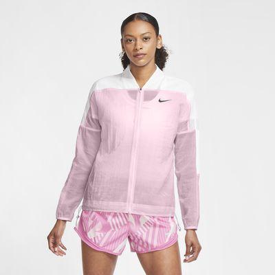 Nike Icon Clash løpejakke til dame