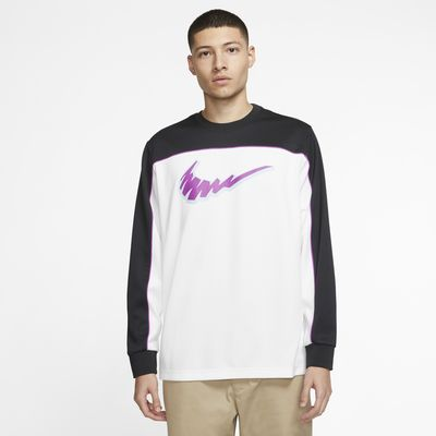 Nike SB Dri-FIT 男子长袖滑板上衣