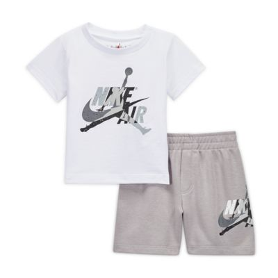 Jordan Jumpman Classics Baby (12-24M) T-Shirt and Shorts Set