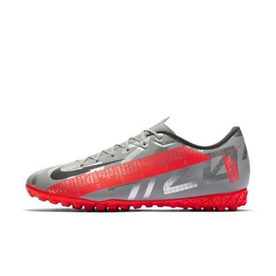Футбольные бутсы для игры на синтетическом покрытии Nike Mercurial Vapor 13 Academy TF  - купить со скидкой
