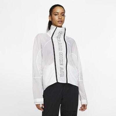 Nike Air 女子全长拉链开襟跑步夹克