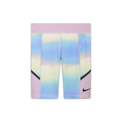 Nike Tech Pack-træningsshorts med print til store børn (piger)