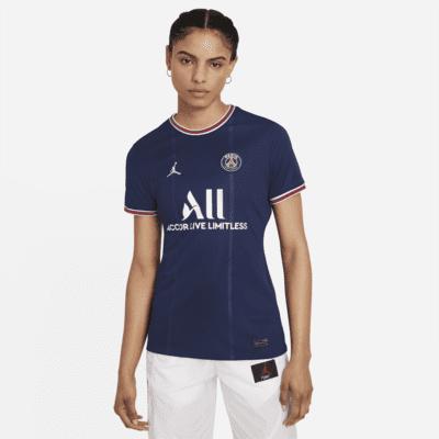 Paris Saint Germain 2021 22 Stadium Home Women S Football Shirt Nike Lu