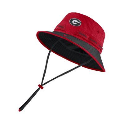 Nike College Dri-FIT (Georgia) Bucket Hat