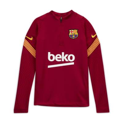 Fotbollströja FC Barcelona Strike för ungdom
